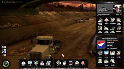 American Truck Simulator - Обзор бета патча 1.35