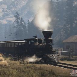 Обновление для раннего доступа This Land Is My Land добавляет поезд, погодную систему и многое другое