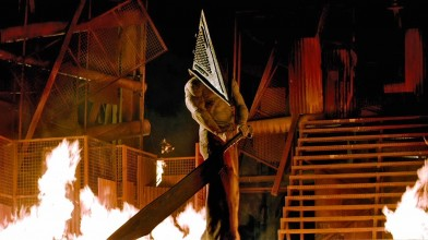Энтузиасты воссоздали меч Пирамидоголового из Silent Hill
