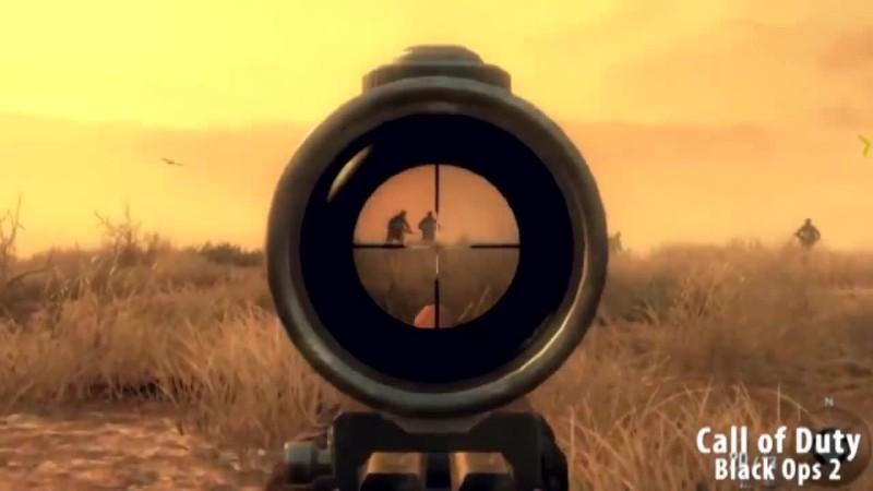 История Call of Duty (2003-2013)