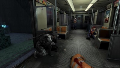 "Splinter Cell Blacklist ""Стэлсовые Убийства 3 (Transit Yards)"""