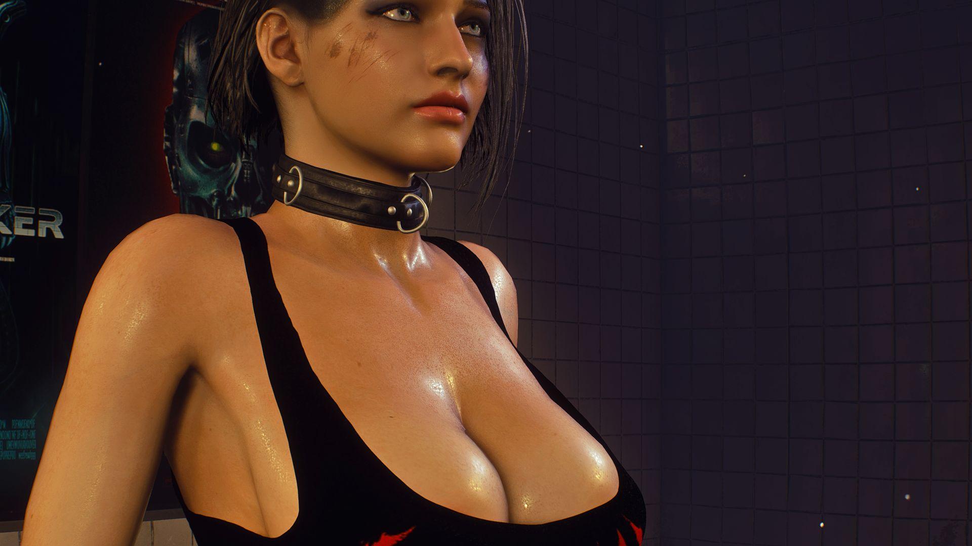 Resident Evil 3 game-mod