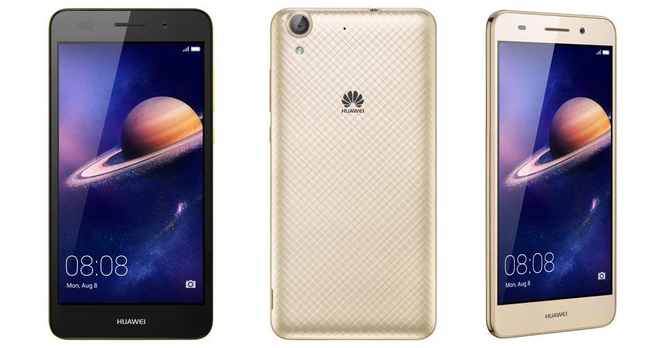 Huawei Y6II выходит на русский рынок