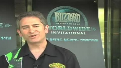 Starcraft 2 Worldwide Invitational Interview