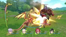 Трейлер Shining Resonance Refrain - The Dragon's Power Awakens