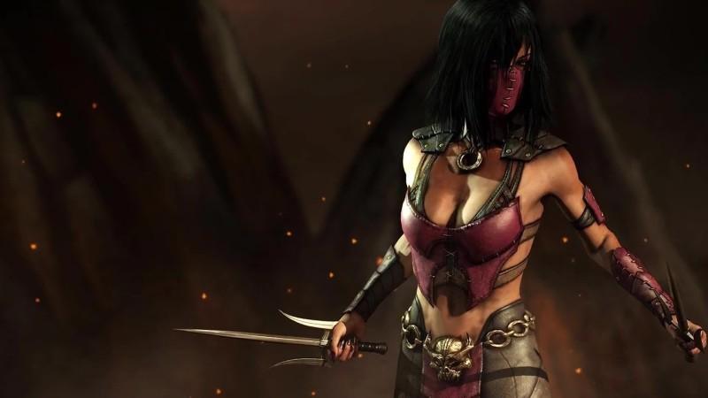 Mortal Kombat 11 - Bad Ass Милина (история персонажа)