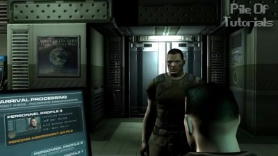 Пасхалки в Doom 3 BFG [Easter Eggs]