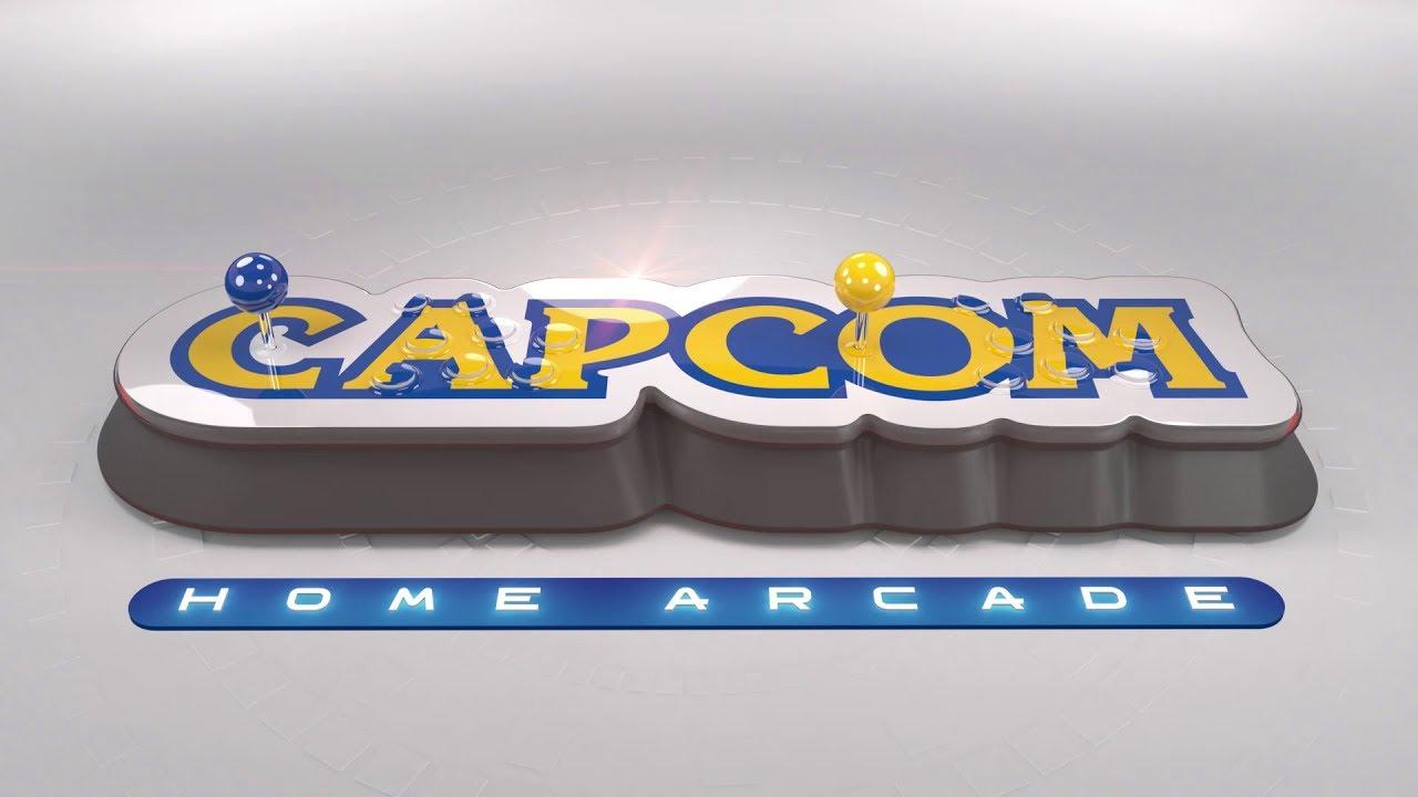 Capcom анонсировала приставку Home Arcade с 16 классическими играми