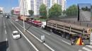 Euro Truck Simulator 2 Южный регион+Русмап+Российские просторы. Маршрут Могилев-Псков