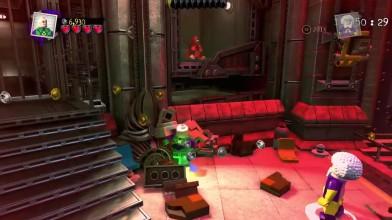 19 минут геймплея Lego DC Super villains
