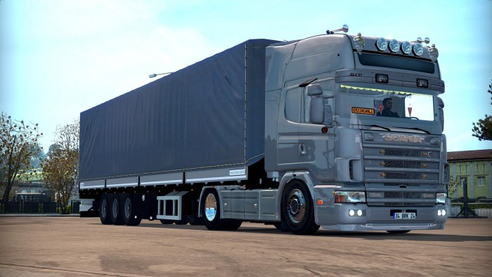 Scania 164L Для Euro Truck Simulator 2