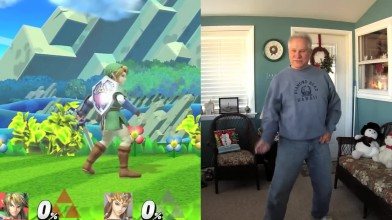 Super Smash Bros - Все насмешки воспроизвел мой отец