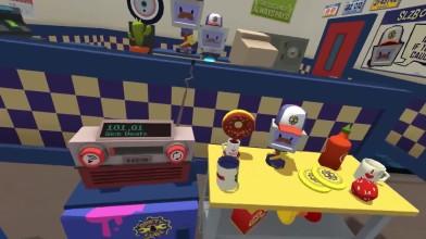 "Job Simulator VR ""Тизер Automotive Mechanic"""