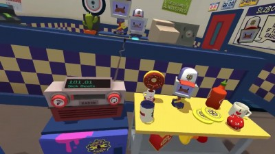 "Job Simulator VR ""Тизер Automotive Mechanic"""