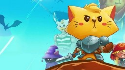 Анонсирована Cat Quest II: The Lupus Empire для PS4, Switch и PC