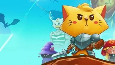 Анонсирована Cat Quest II: The Lupus Empire для PS4, Switch и PC