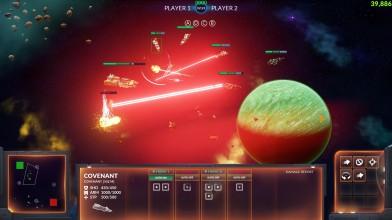 Космическая стратегия Starfall Tactics отправилась на Kickstarter