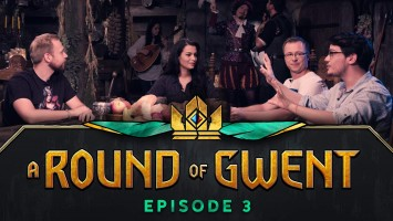 "Gwent: The Witcher Card Game - Третий эпизод шоу ""Play of the Month"""