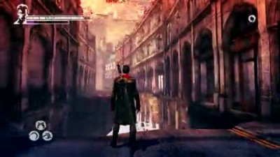 "DmC: Devil May Cry ""Bloodline Gameplay"""
