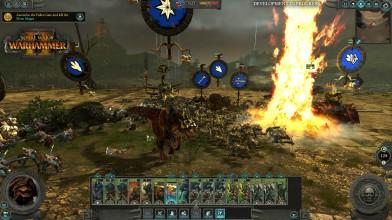 Моурнгулы сожрут вас в TW: Warhammer 2