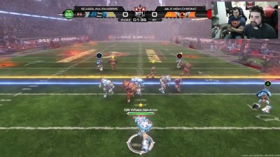 AngryJoe играет Mutant Football League! [Kickstarter]