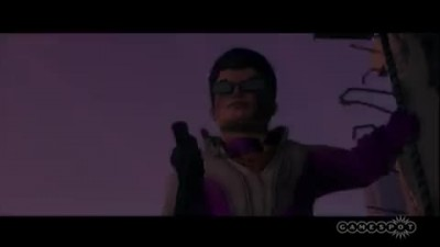 "Saints Row The Third ""Ограбление банка"""