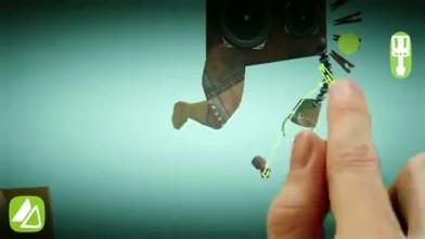 "LittleBigPlanet: Vita ""GamesCom 2011 Трейлер"""