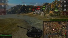 "World of Tanks ""Бой на СУ-122-54"""