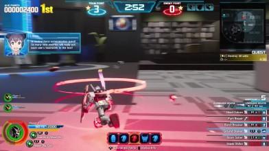 New Gundam Breaker - Геймплейное видео PS4 - Build, Fight, Loot
