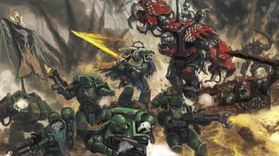 История Warhammer 40k: Саламандры и Гвардия Ворона. Глава 11