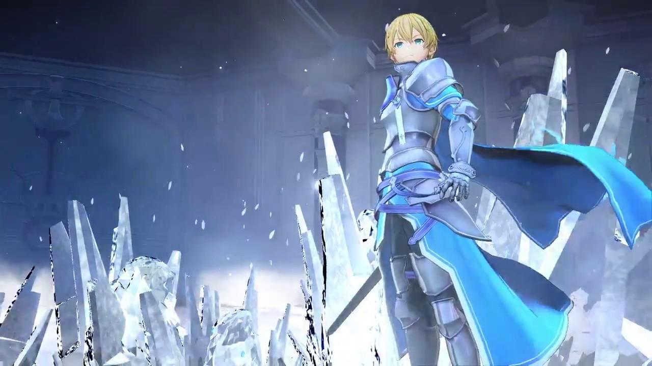 Sword Art Online: Alicization Lycoris - сюжетный эпизод Юджио