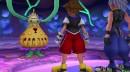 Kingdom Hearts HD 1.5 ReMIX прохождение игры часть 8 - Монстро!