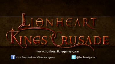 "Lionheart: Kings' Crusade ""Crusader Faction Trailer"""