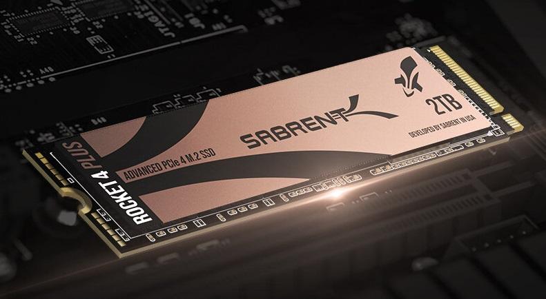 Sabrent показала Rocket 4 Plus - самый быстрый SSD в мире