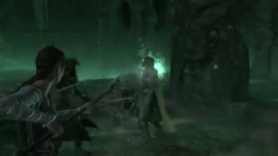 """Lord of the Rings: War in the North """"Barrow-Wight Lord Trailer"""""""