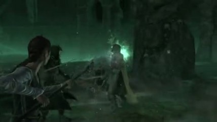 "Lord of the Rings: War in the North ""Barrow-Wight Lord Trailer"""