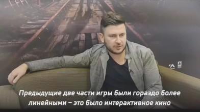Дмитрий Глуховский кратко об Metro Exodus