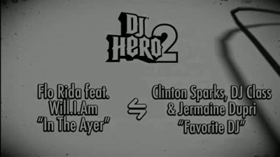 "DJ Hero 2 ""Flo Rida vs. Clinton Sparks Video"""