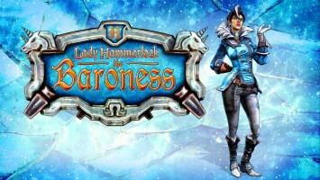 Анонс дополнения Lady Hammerlock Pack для Borderlands: The Pack Pre-Sequel