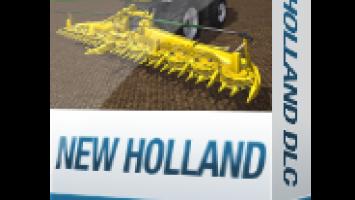 Новое DLC New Holland