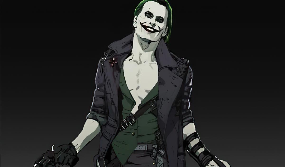 """Утечка: новый облик Джокера из """"Лиги справедливости"""""""