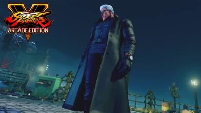 Capcom выпустила новый костюм-пака для Street Fighter V