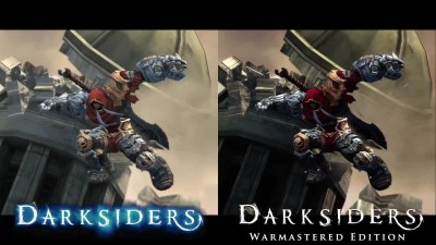 Darksiders Warmastered издание PS4 VS Darksiders PC ( Краткое сравнение с двумя версиями)