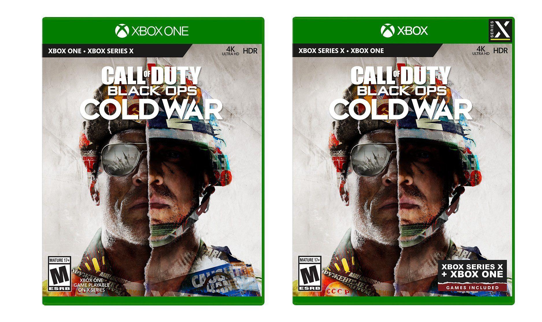 Важно: Владельцы дисков Call of Duty: Black Ops Cold War для Xbox One не смогут обновить игру до версии Xbox Series X