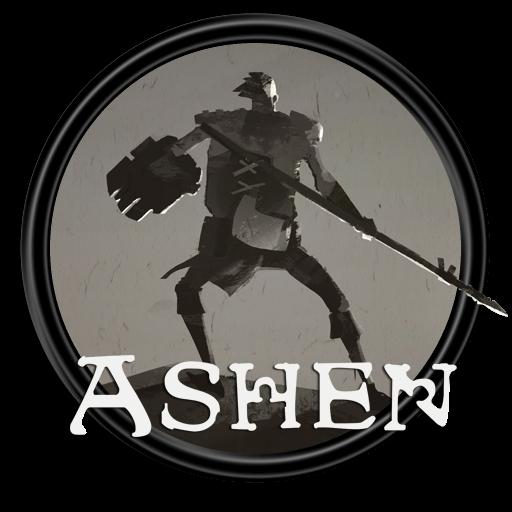 Ashen Icon (1) by Malfacio