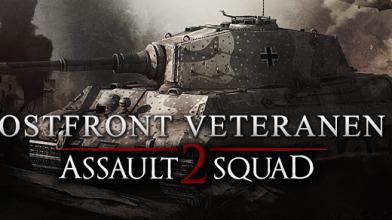 """Состоялся релиз дополнения Ostfront Veteranen для стратегии """"В тылу врага: Штурм 2"""""""