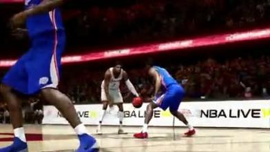 "NBA Live 14 ""Трейлер ананса (E3 2013)"""