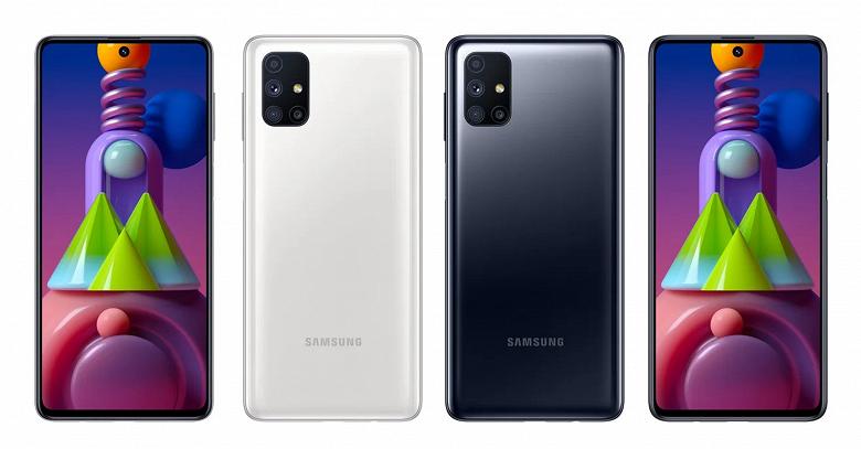 Такой смартфон будет только у Samsung. Стала известна цена Galaxy M51 с аккумулятором ёмкостью 7000 мА ч