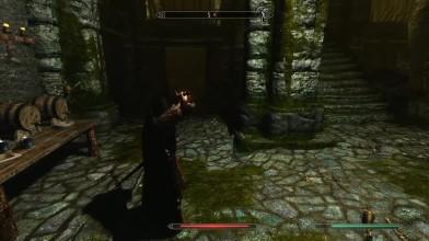 Благодаря моду в Skyrim можно отбивать стрелы и магию мечом