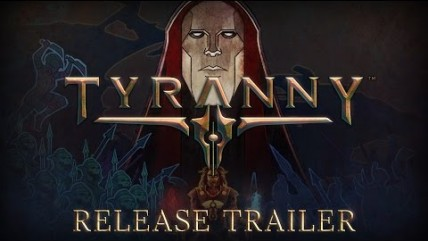 Состоялся релиз изометрической RPG Tyranny от Obsidian Entertainment